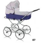 Lėlių vežimėliai EMILIE RETRO 07