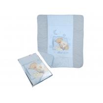 Blanket BEAR 84 x 74 cm