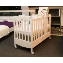 Cot 120x60 cm with a drawer ANA