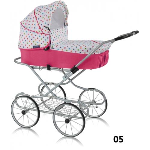 Lėlių vežimėliai EMILIE RETRO