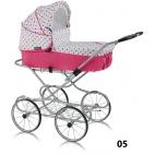 Lėlių vežimėliai EMILIE RETRO 05