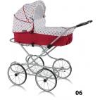 Lėlių vežimėliai EMILIE RETRO 06
