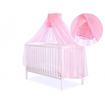 Mosquito-net made of chiffon 470 x 160 cm - pink