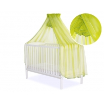 Mosquito-net made of Chiffon 470 x 160 cm - green