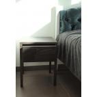 Medinis lovos stalelis MOON
