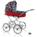 Lėlių vežimėliai EMILIE RETRO 09