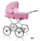 Lėlių vežimėliai EMILIE RETRO 11