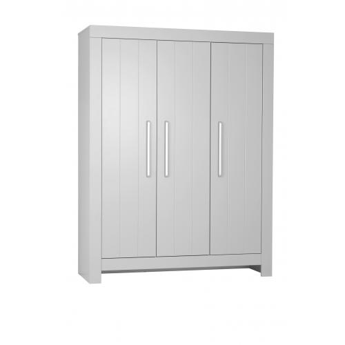 3-door wardrobe CALMO