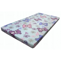 Mattresses 120 x 60 x 7 cm for kindergarten beds