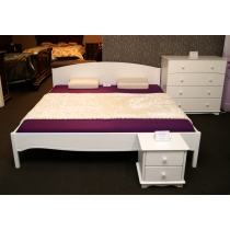Wooden bedroom furniture set ORCHID