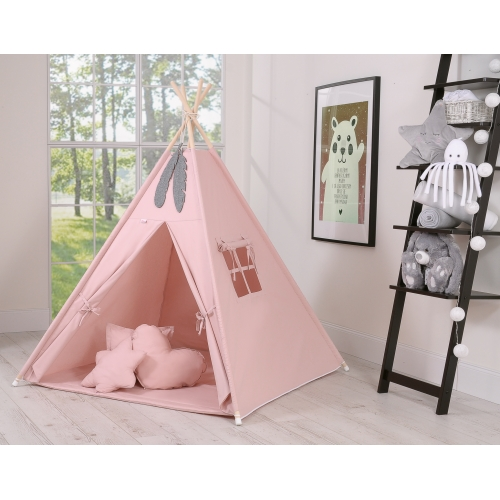 Teepee tents for children's - powder