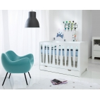 Baby and children's furniture set MOON