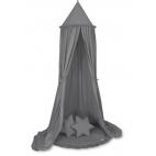 Set: Hanging canopy + play mat + pillows 2 pcs
