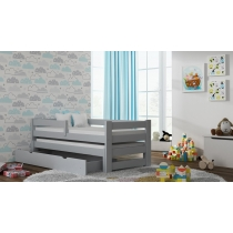 Trundle bed for children POVILAS