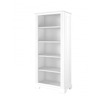 Bookcase BELL-IN, white