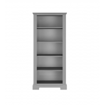 Bookcase BELL-IN, gray