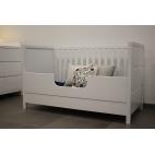Baby cot COMFORT 140 x 70 cm