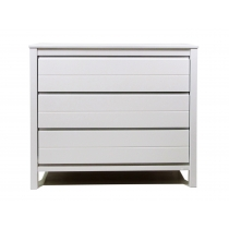 Chest of drawers CHARLIS MDF-birch