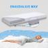 Mattress for children SNUDO MAX, h-15 cm  (HR foam, Blue Ocean latex)