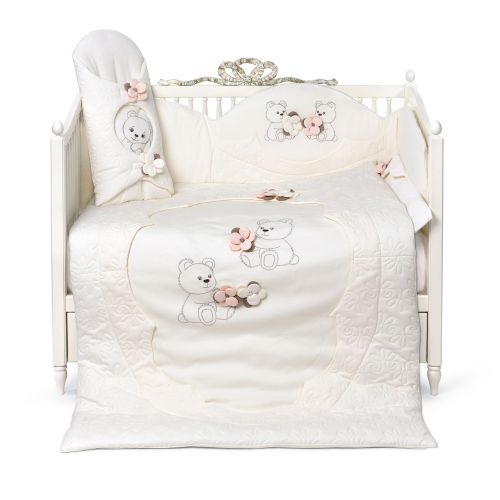 Luxurios baby bedding FLOWER