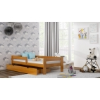 Wooden bed for children PAULIUS