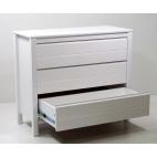 Chest of drawers CHARLIS MDF-birch