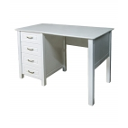 ELLA Classic desk with 4 drawers