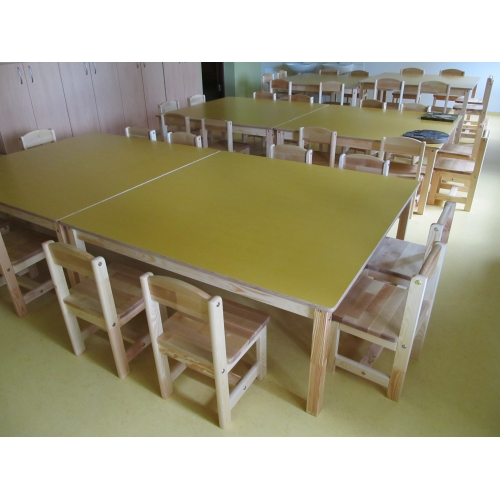 Table for canteen