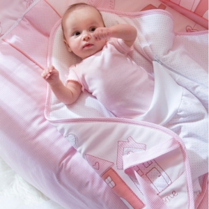 Baby wraps and sleeping bags