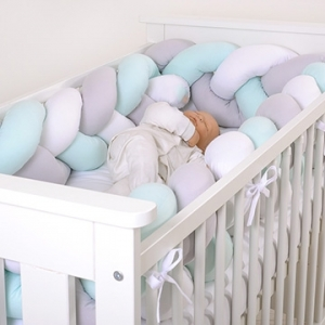 Bedding collection for cots MAGIC LOOP